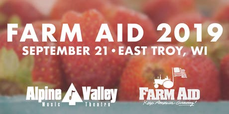 Farm Aid Shuttle to Alpine Valley tickets