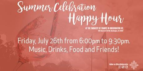 Summer Celebration Happy Hour tickets