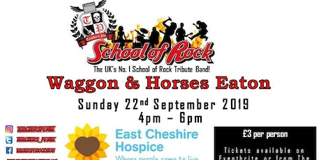 School of Rock Tribute Teachers Pet at The Waggon & Horses Eaton tickets