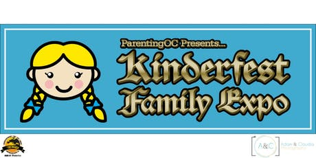 Parenting OC's Kinderfest Family Expo! tickets