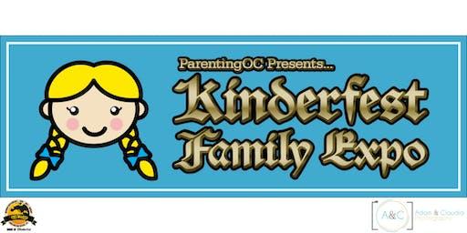 Parenting OC's Kinderfest Family Expo!