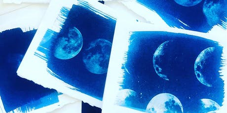 Cyanotype Indigo Print Workshop tickets
