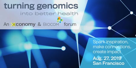 Turning Genomics Into Better Health tickets