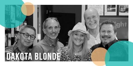 Dakota Blonde Concert tickets