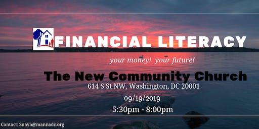 Manna YP Financial Literacy Workshop