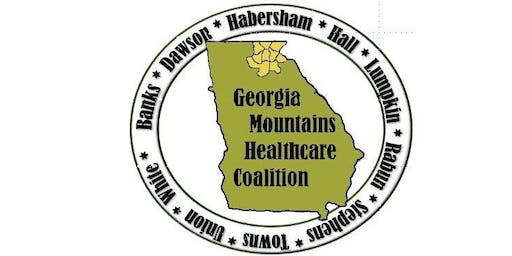 Georgia Mountains Healthcare Coalition (Region B) Quarterly Meeting August 21 2019