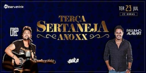 Terça Sertaneja - 23/07
