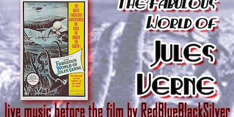 Movie Night: Screening of The Fabulous World of Jules Verne tickets