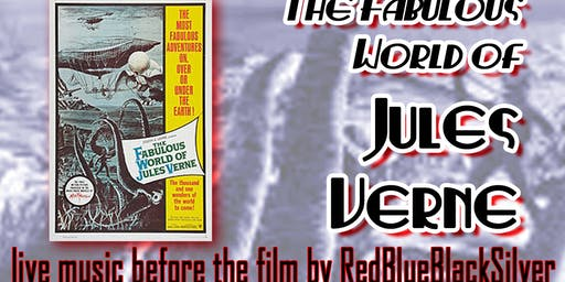 Movie Night: Screening of The Fabulous World of Jules Verne