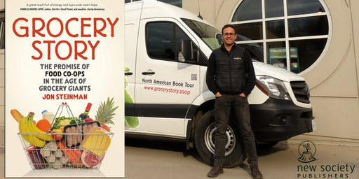 GROCERY STORY [ The Promise of Food Co-ops in the Age of Grocery Giants ]