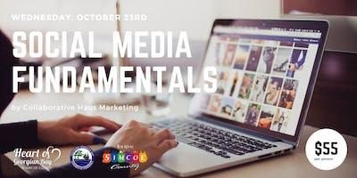 Workshop: Social Media Fundamentals