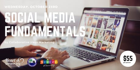 Workshop: Social Media Fundamentals tickets