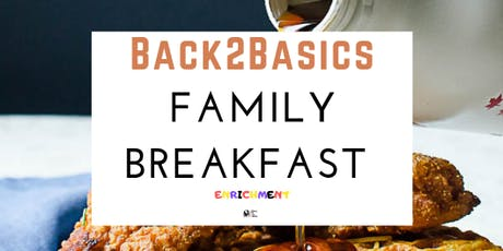 Family Breakfast & Breakout Sessions  tickets