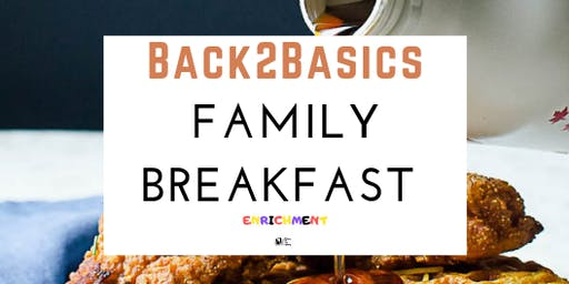 Family Breakfast & Breakout Sessions