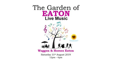 The Garden of EATON - Live Music tickets