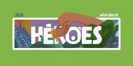 Pueblos y comunidades indígenas: Héroes de la conservación del patrimonio entradas