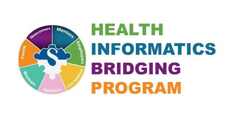 *July 30th* Health Informatics Bridging Program Information Session tickets