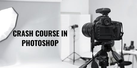 Crash Course in Photoshop tickets