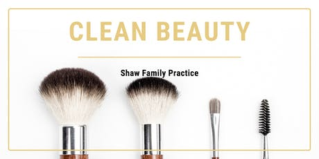 Clean Beauty tickets