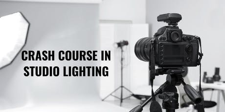 Crash Course in Studio Lighting tickets