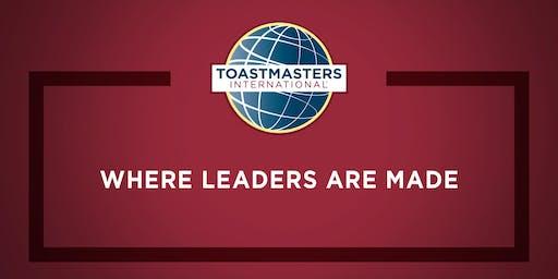 UAB Toastmasters Club Meeting