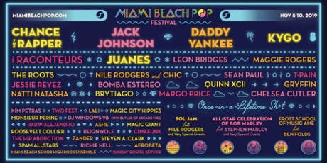 Miami Beach Pop - Payment Plan - November 8-10, 2019 tickets