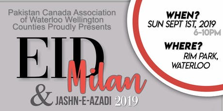 Jashn-e-Azadi & Eid Milan 2019 tickets
