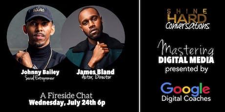 Mastering Digital Media with James Bland tickets
