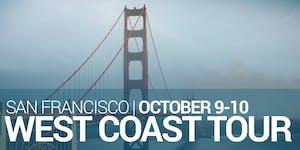 West Coast Tour – San Francisco – October 2019