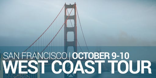 West Coast Tour – San Francisco – October 2019