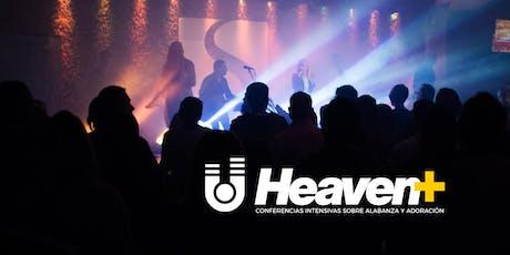 Heaven+ entradas