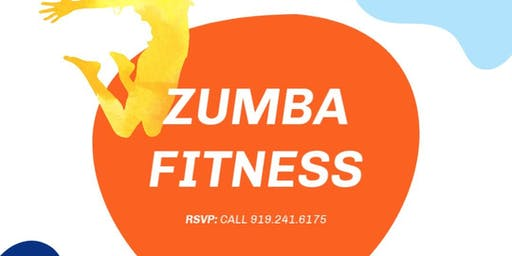 $5 Zumba at NC Fitness Club - Every Tuesday at 6p