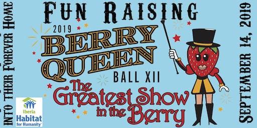Berry Queen Ball XII