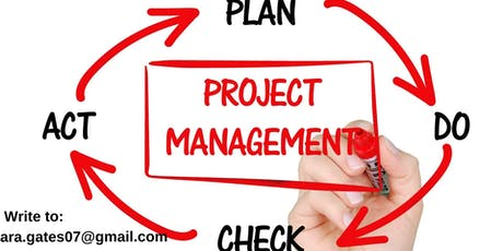 PMP (Project Management) Certification Training in Antelope, CA tickets