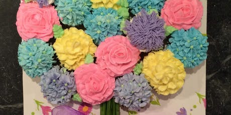 Cake Decorating (learn how to make those beautiful icing flowers) tickets
