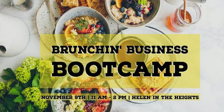 Brunchin' Business Bootcamp tickets