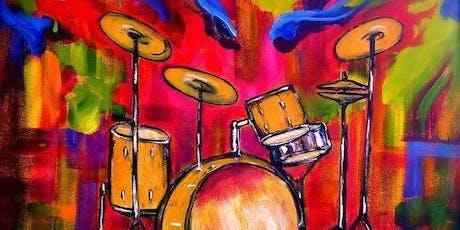 Rock N Roll Paint Night tickets