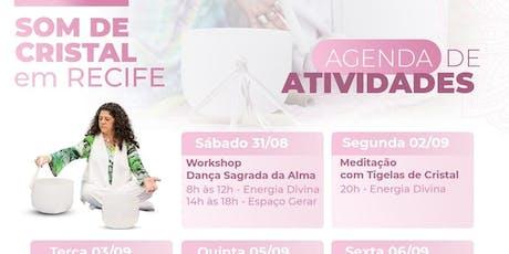 Workshop Introducao as Tigelas de Cristal ingressos