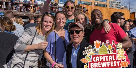 Capital BrewFest: Fall Seasonals Beer, Wine, & Music Festival tickets