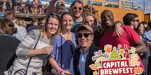 Capital BrewFest: Fall Seasonals Beer, Wine, & Music Festival