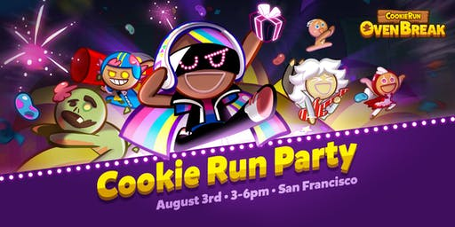 Cookie Run Party: Game, Friends and Fun