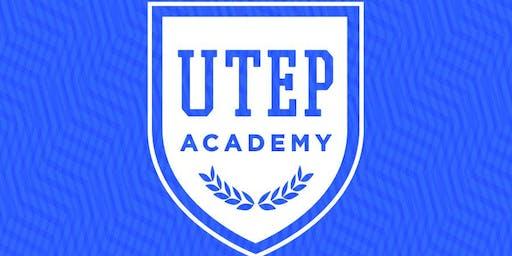 2019 UTEP Academy