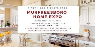 Murfreesboro Home Expo