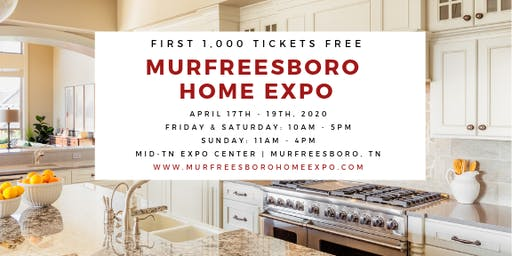 Murfreesboro Home Expo