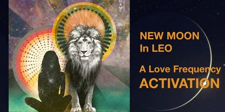 Leo New Moon - A Love Frequency Activation! tickets