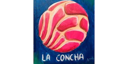 Paint Workshop- La Concha