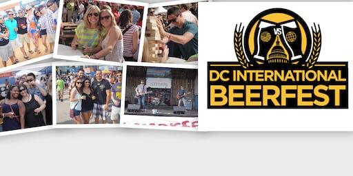 Brews Around the World: DC International Beer, Wine & Ethnic Food Festival
