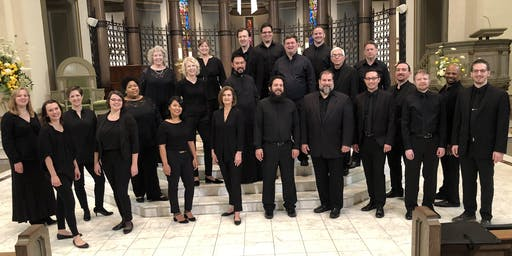 J.S. Bach's monumental Mass in B minor featuring the Cathedral Schola Cantorum and Three Notch'd Road - The Virginia Baroque Ensemble