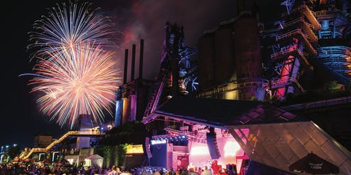 Best Seats in the House: Musikfest Fireworks Edition