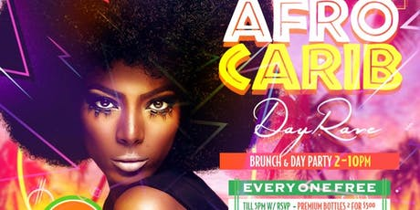 Afro-Carib Day Rave tickets